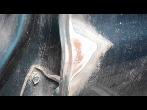 Видео Кузовной ремонт и покраска автомобиля