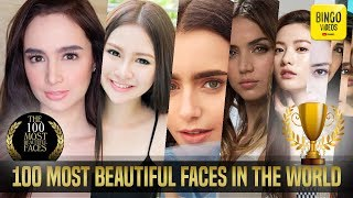 No.5 CANTIK BANGET! 100 Wanita dengan Wajah Tercantik di Dunia Versi TC Candler