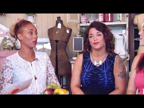 Girl Talk I Blow Dry Style Lounge, WWBIC , Odana Antiques I 8/11/16