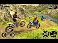 Uphill Offroad Superhero Motorcycle Racing Rush (By Gamatar) Android Gameplay HD
