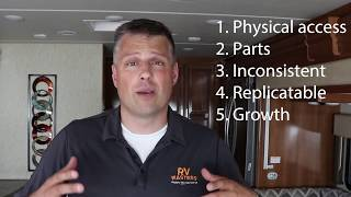 What you need to know about SERVICE in the RV industry! Part 1 of 2!