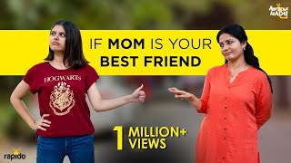 If Mom is your Best Friend | Awesome Machi | English Subtitles