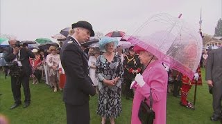 """The queen is overheard saying that chinese officials had been """"very rude"""" during recent state visit to britain."""