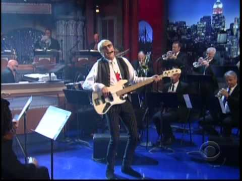 "Paul Shaffer + CBS Orchestra w/ Jim Webb -""MacArthur Park"" on Letterman"