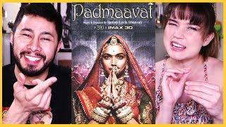 PADMAAVAT | Deepika Padukone | Shahid Kapoor | Ranveer Singh | Movie Review!