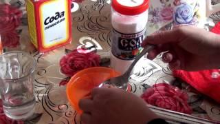 видео Как почистить золотую цепочку в домашних условиях (кольцо, браслет)