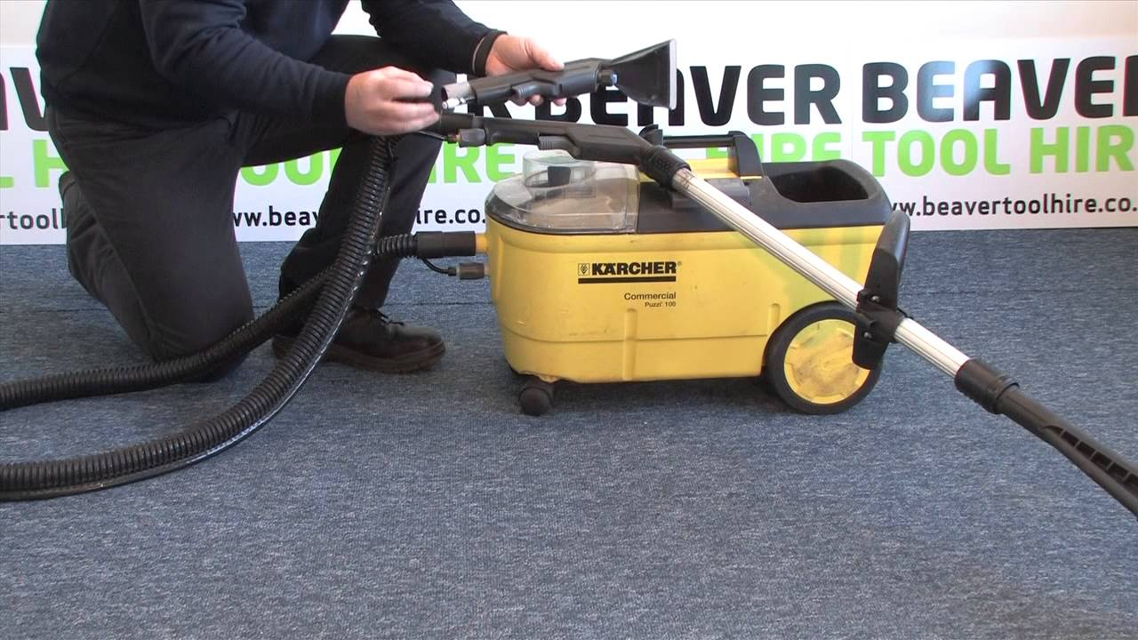 How To Use The Best Carpet Cleaner To Hire