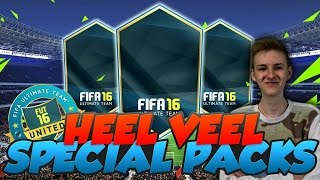 HEEL VEEL SPECIAL PACKS! - FUT UNITED - Dutch Fifa 16