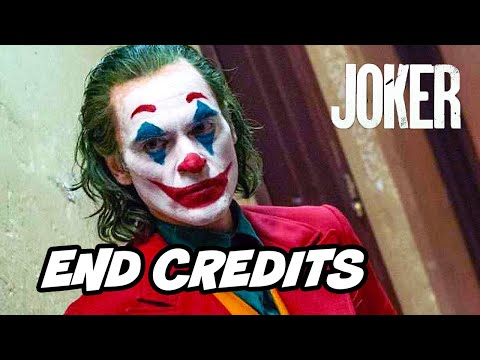 Joker Ending Scene and End Credit Scene BreakdownKaynak: YouTube · Süre: 11 dakika19 saniye