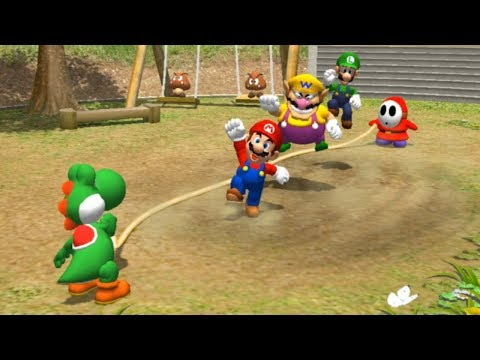 Mario Party 8 - Bowser's Warped Orbit - Party Mode