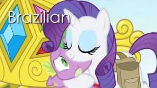 [Multilanguage] Rarity Goes Crazy (Script On Description) [HD]