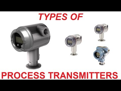 Types of Process Transmitters