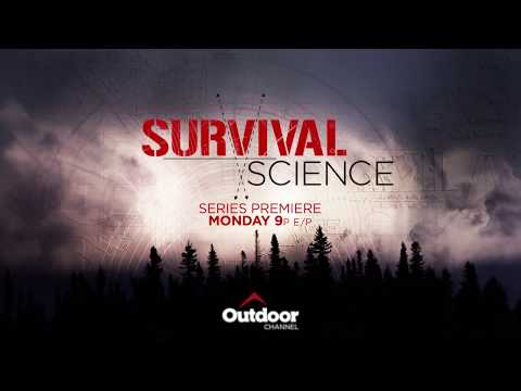 Survival Science - Premieres July 3rd at 9pm ET - Outdoor Channel