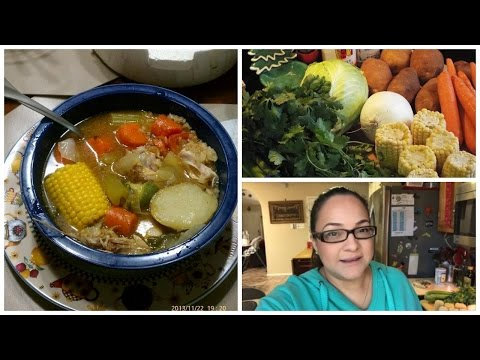 Caldo de Pollo~How to make Mexican Chicken Soup