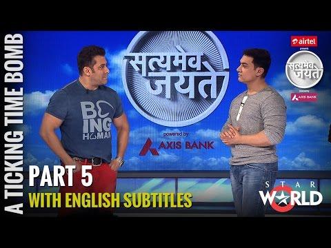 Satyamev Jayate Season 3   Episode 4   TB - The Ticking Time Bomb   Beyond Call Of Duty (Subtitled)
