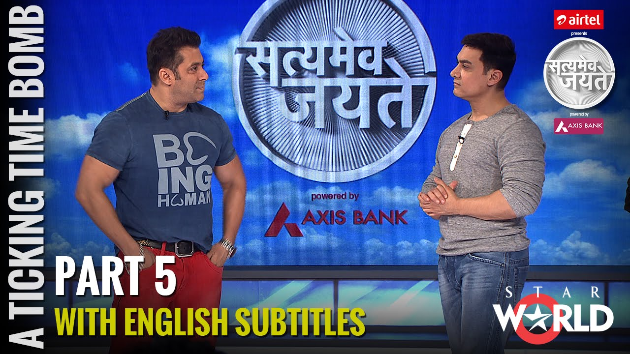 Download Satyamev Jayate Season 3 | Episode 4 | TB - The Ticking Time Bomb | Beyond call of duty (Subtitled)