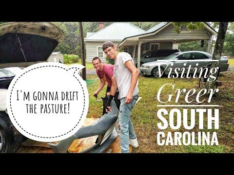 Visit To Greer, South Carolina