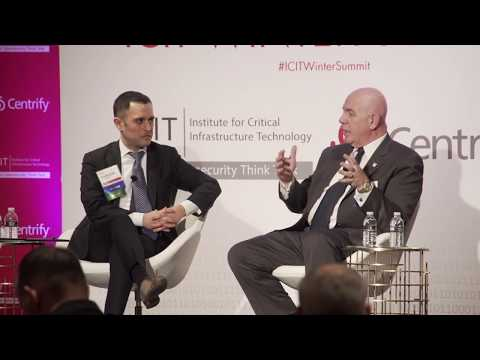 Security Automation & Orchestration at the U.S. Marine Corps - 2018 ICIT Winter Summit (R. Letteer)