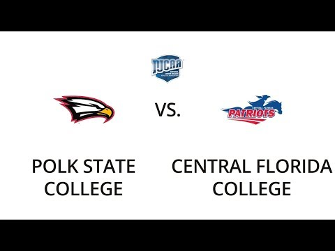 NJCAA Division I (09/10/2018): Polk State College Athletics vs. Central Florida College