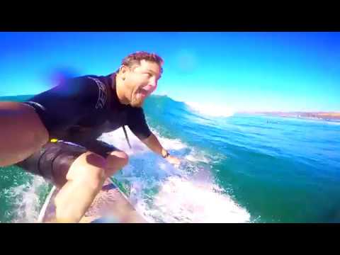 Surfing San Onofre 2016