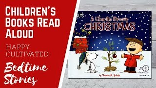 A Charlie Brown Christmas Book Read Aloud | Christmas Books for Kids | Children's Books
