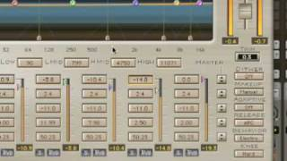 Multiband Compression - An Introduction to Waves LinMB -