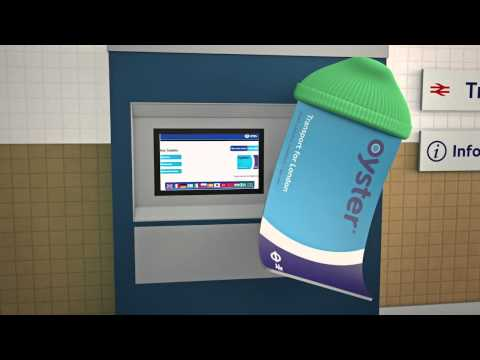 How To Get More From Our Improved Tube Station Ticket Machines