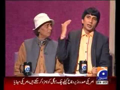 Khabar Naak 4th January 2013 FULL SHOW HQ on Geo News 04 01 13