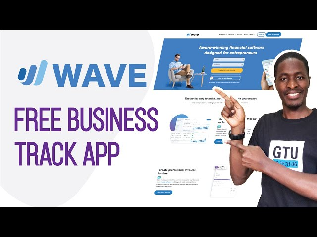 WAVE APPS REVIEW: Create, Manage and Track Business Accounts for Free (Invoices & Receipts)