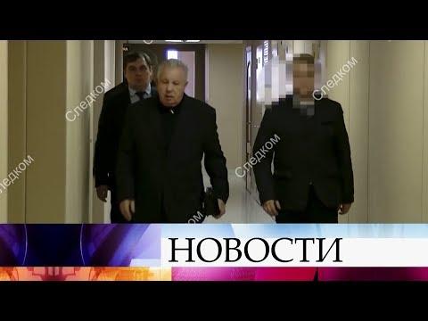 Бывший губернатор Хабаровского