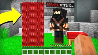 ADMIN gave me 1000 HP in MiNECRAFT BEDWARS