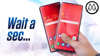 Samsung S10 Lite & Note 10 Lite – The Confusing Truth.