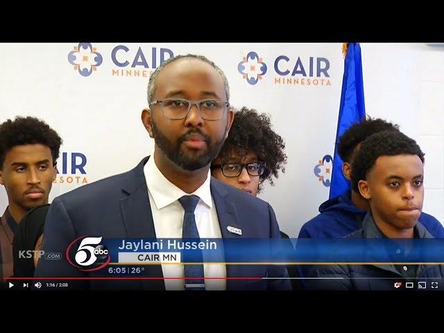 Video: CAIR-MN Says Gunman, McDonald\'s Racially-Profiled Muslim Teens