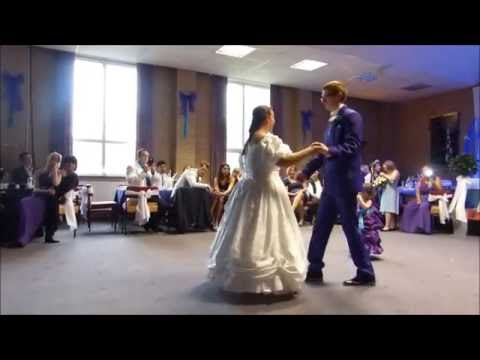 A Beautiful Wedding Dance - From Here To The Moon And Back (DanceMatters)