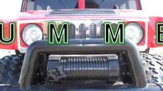 ハマーのラジコンでプロモーションビデオ作りました。03/07/2009 made H...