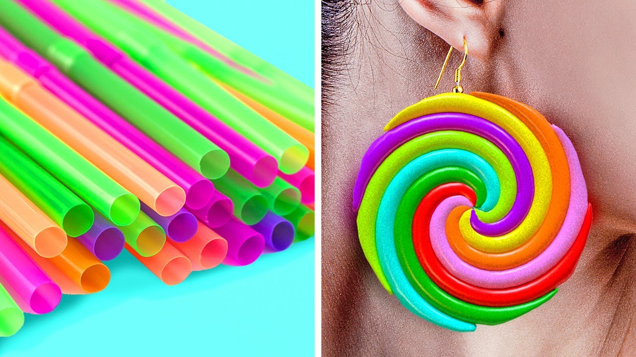 39 LOVELY AND COOL DIY JEWELRY ITEMS - YouTube
