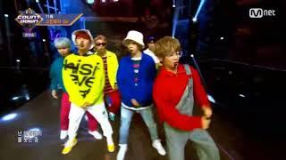 BTS (방탄소년단) - 고민보다 Go (BTS COUNTDOWN 20171012 @ M COUNTDOWN) [2x Faster]