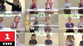 20 børn vs. 40 flødeboller | Alle mod 1 | DR1