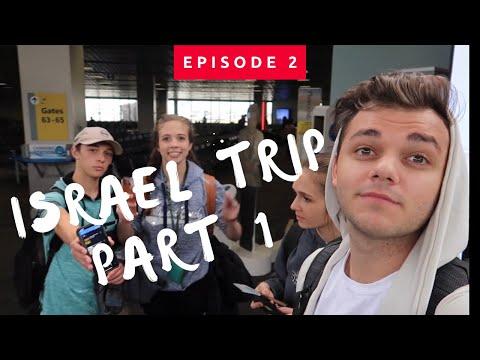 Israel Vlog Part 1