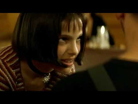 Deleted scene from Leon the professional