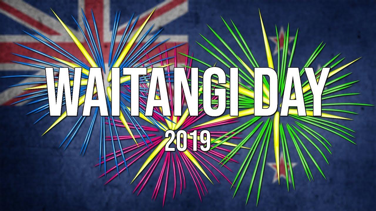 Waitangi Day 2019 - New Zealand National Anthem! - YouTube