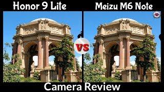 Meizu M6 Note VS Huawei Honor 9 Lite_Camera Review, Camera, Battle, Camera Comparison