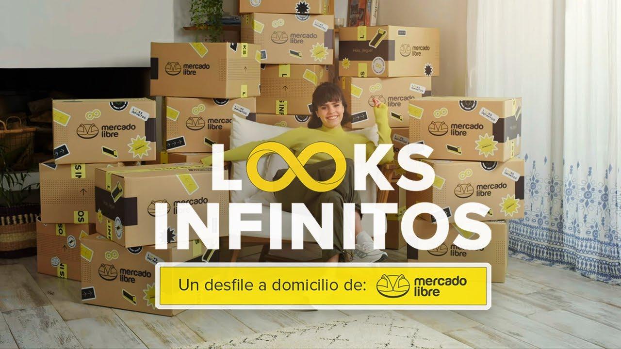 Looks Infinitos | Desfile a Domicilio | Mercado Libre