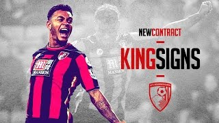 Video Gol Pertandingan AFC Bournemouth vs Burnley