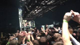 Rammstein - Buck dich Intro Moscow (10.02.2012)