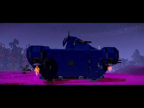 The Lego Movie 2 Videogame Walkthrough Systarian Jungle Part 1/3 (HD) |