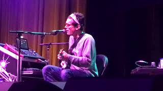 John Mayer - Moving on and Getting Over (Live at The Masonic/Alice in Winterland, SF) 1-11-2018