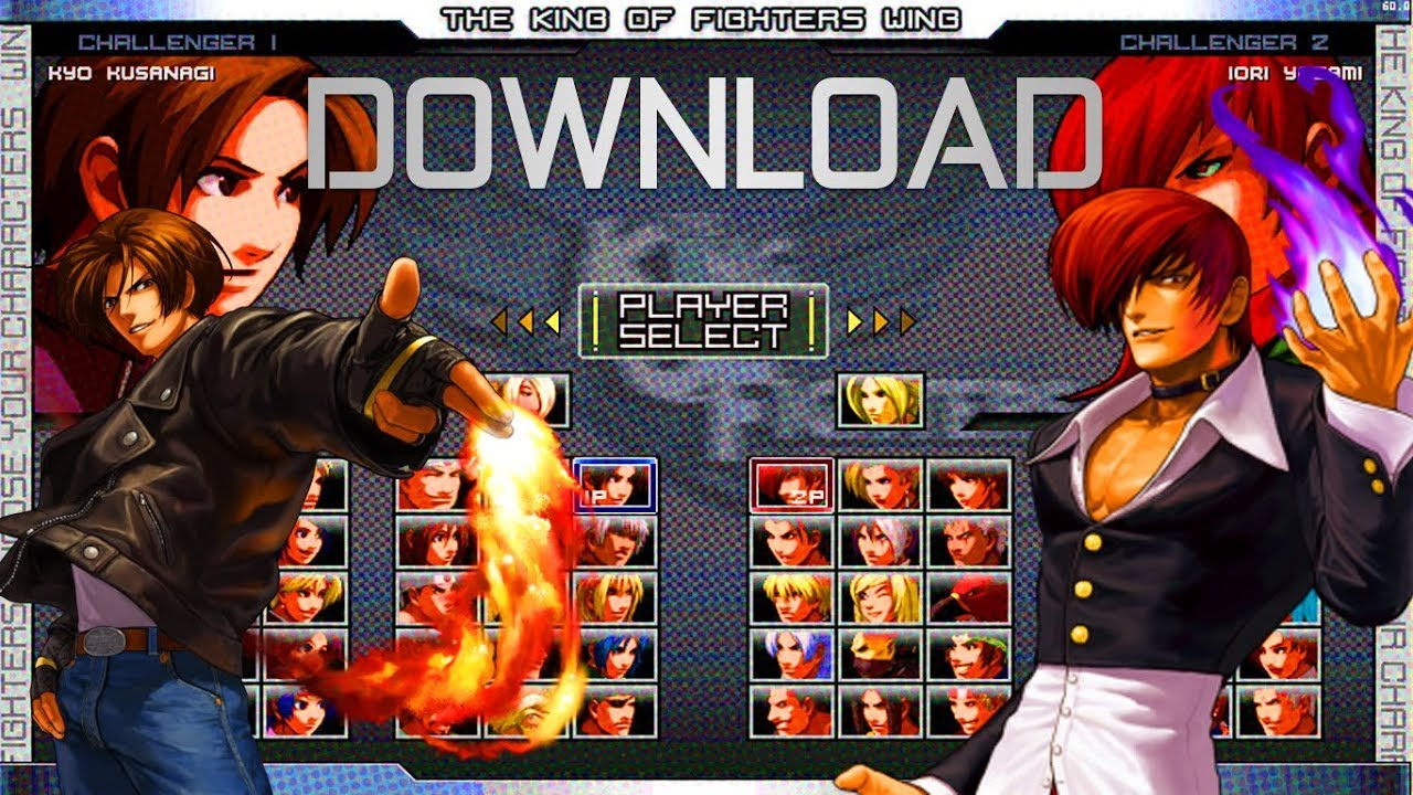 DOWNLOAD: King of Fighters Wing ver 2 0 1