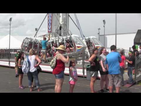St. Cloud Carnival Company Runs Midway at Benton County Fair [VIDEO]