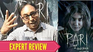 Vijay Ji Expert Review On Pari | Pari Movie Public Review | Anushka Sharma